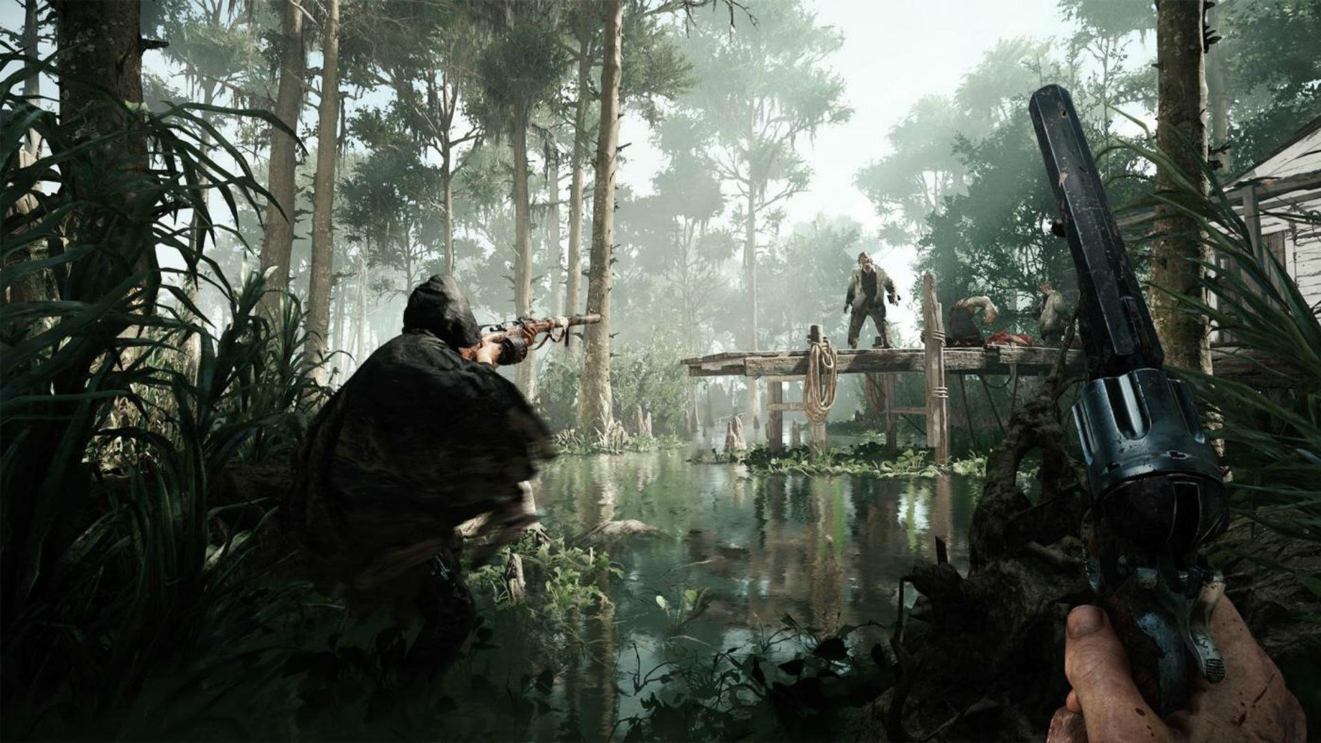 Hunt: Showdown is the sleeping, swampy giant we need to keep an eye out for screenshot