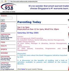 NewsRadio 93.8 website