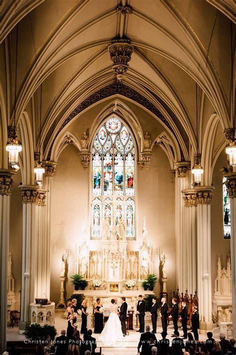 St. Peter's Catholic Church    Memphis Wedding Church