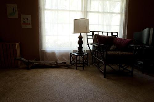 K.'s Living Room.