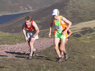 Race Leaders at Scald Law
