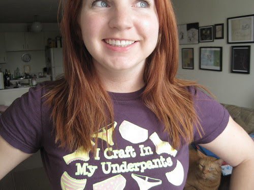 I Craft in my Underpants