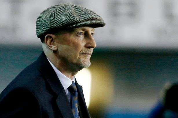 Next Walsall Manager: Ian Holloway Throws His Hat into the Ring