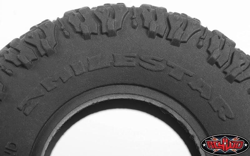 Rc4wd Milestar Patagonia M T 1 0 Micro Crawler Tires Rc Car Action