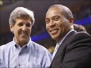 John Forbes Kerry & Deval Patrick