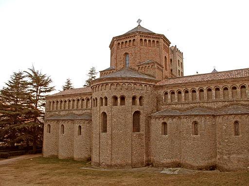 Santa Maria de Ripoll, capçalera