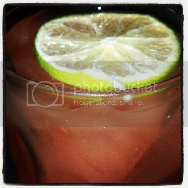 Bandolero's Margarita