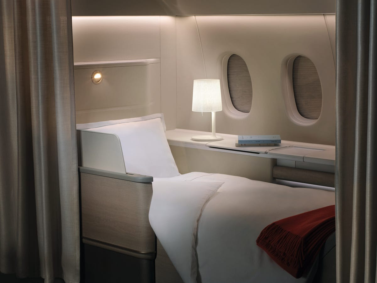Air France PREMIERE NUIT