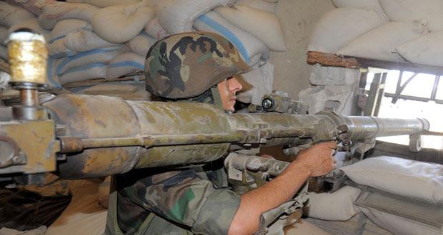 Siria:Ejército lleva exitosos operativos antiterroristas en diferentes partes del territorio nacional