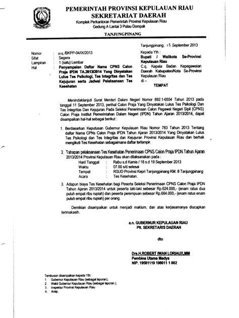 IPDN « Badan Kepegawaian dan Diklat Kota Batam