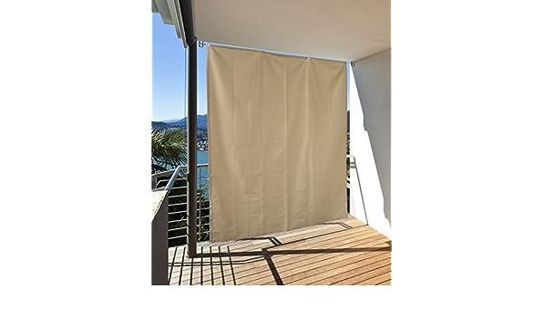Balkon Sichtschutz Rollo