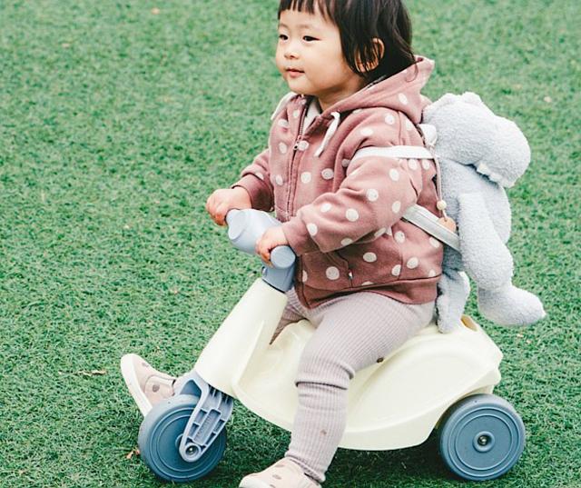 【日本 Noretta 三輪平衡車】越南製、安全、車身輕 適合1至5歲小朋友玩