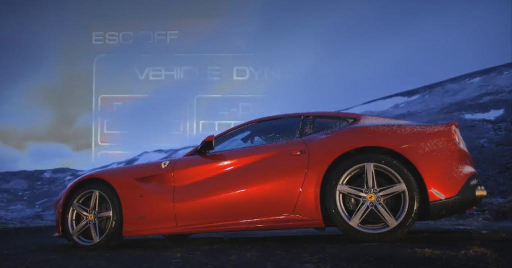 The Ferrari F12 Tests Jeremy Clarkson - 6SpeedOnline