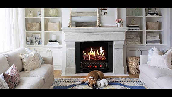 Best Ever Real Flame Electric Fireplace Video