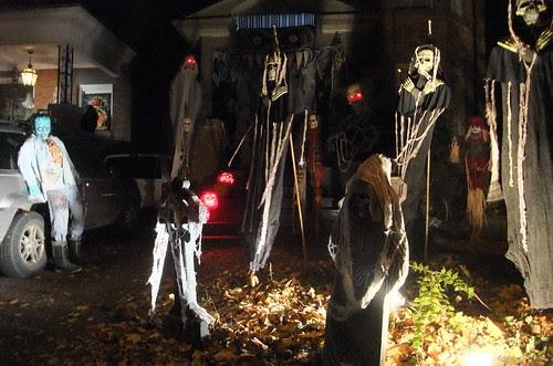 zombie yard