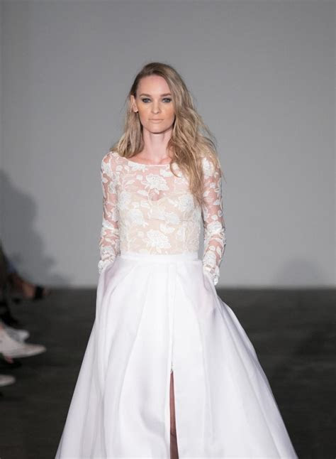 5 Modern Wedding Gowns Fit for A Princess   Seattle Bride