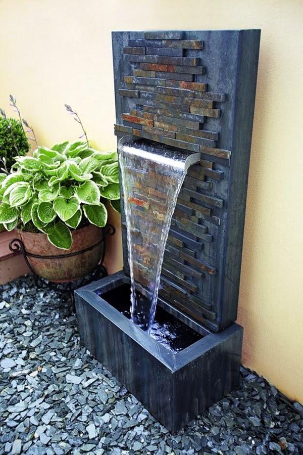 Relaxing Indoor Fountain Ideas (6)