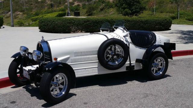 1927 Bugatti Type 35b Kit Car No Reserve Blowin It Out For Sale Photos Technical Specifications Description