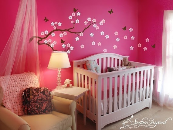 20 Beatifull Decor Ideas For Your Baby's Room