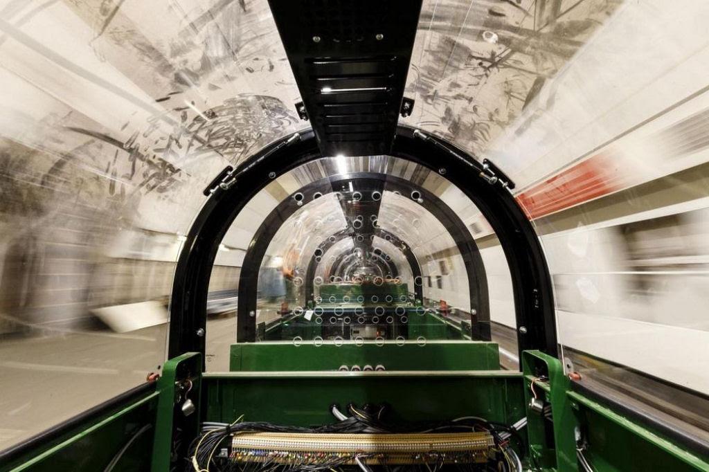O correio ferroviário subterrâneo de Londres 04
