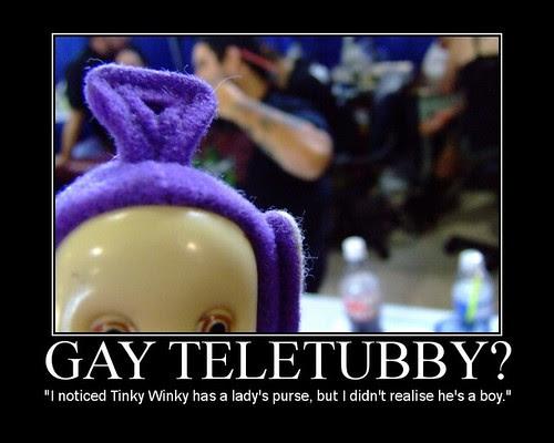 Ban The Teletubbies