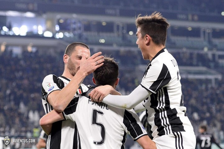 You have to check out Juve's squad list for semi-final against Napoli