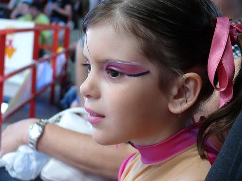 Pink eyes. Cuando todo se ve de color rosa