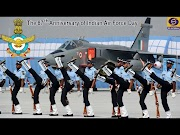 Salute to Indian Air Force (IAF) Day Quotes, Wishes, Images & Slogans