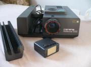 O velho projetor de slides