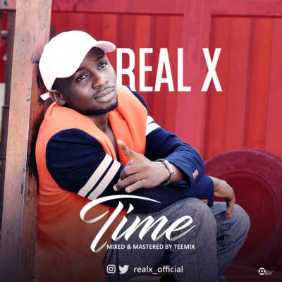 """MUSIC:Real X – """"Time"""""""