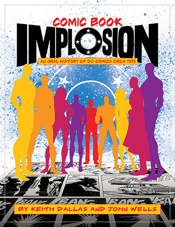Comic Book Implosion - Click Image to Close
