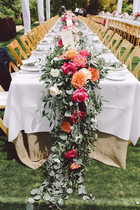 La Jolla Real Wedding: Sarah & Aristo   Table Settings
