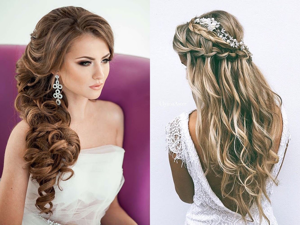 21 Wedding  Hairstyles  For Long  Hair  Feed Inspiration