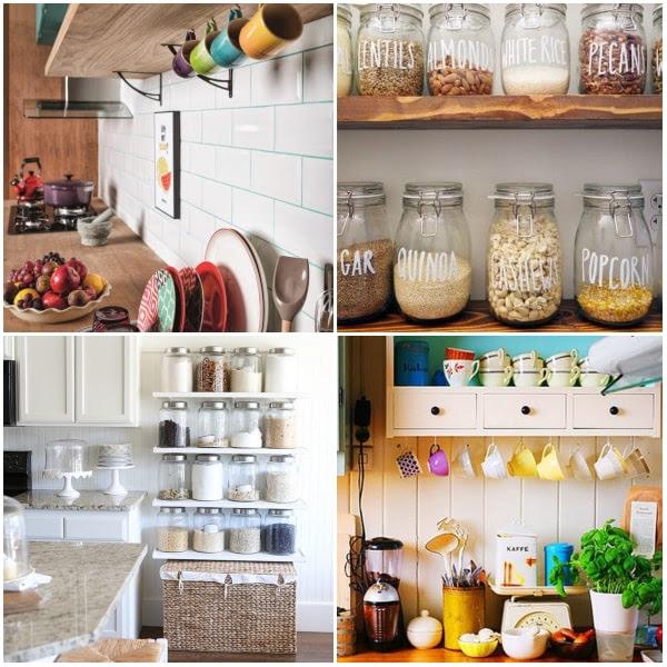 Ideas Para Organizar La Cocina Orden En La Cocinadecoratrucos