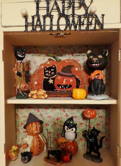 little kitchen shelf