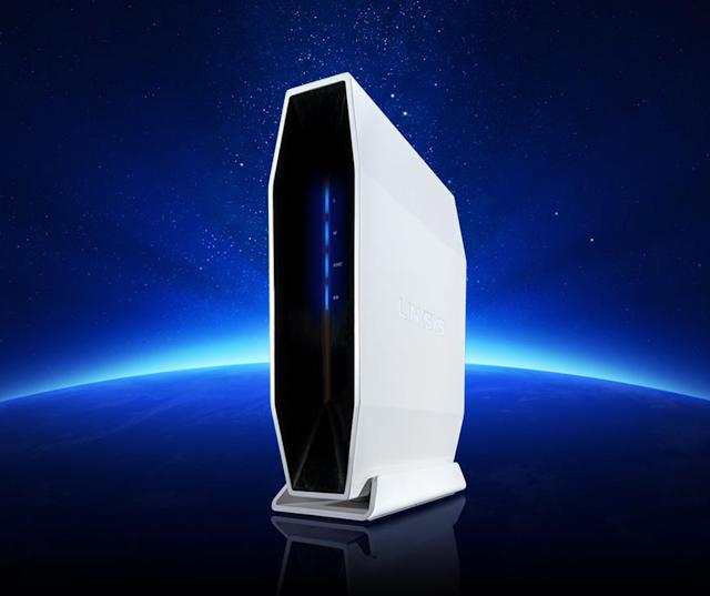 【WiFi 6 Router 推介】Linksys  E9450 AX5400:配備 1.5GHz 三核心處理器、覆蓋 2500 平方呎