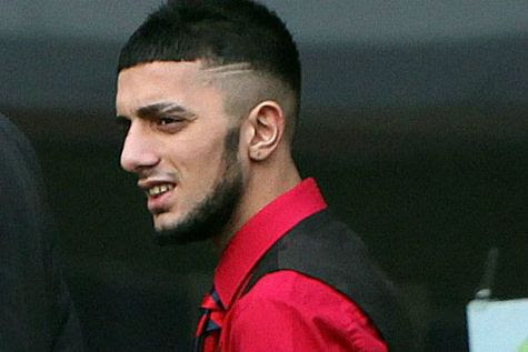 Hassnain Aliamin , one of four Muslim teenagers who attacked a Jew in Gateshead.
