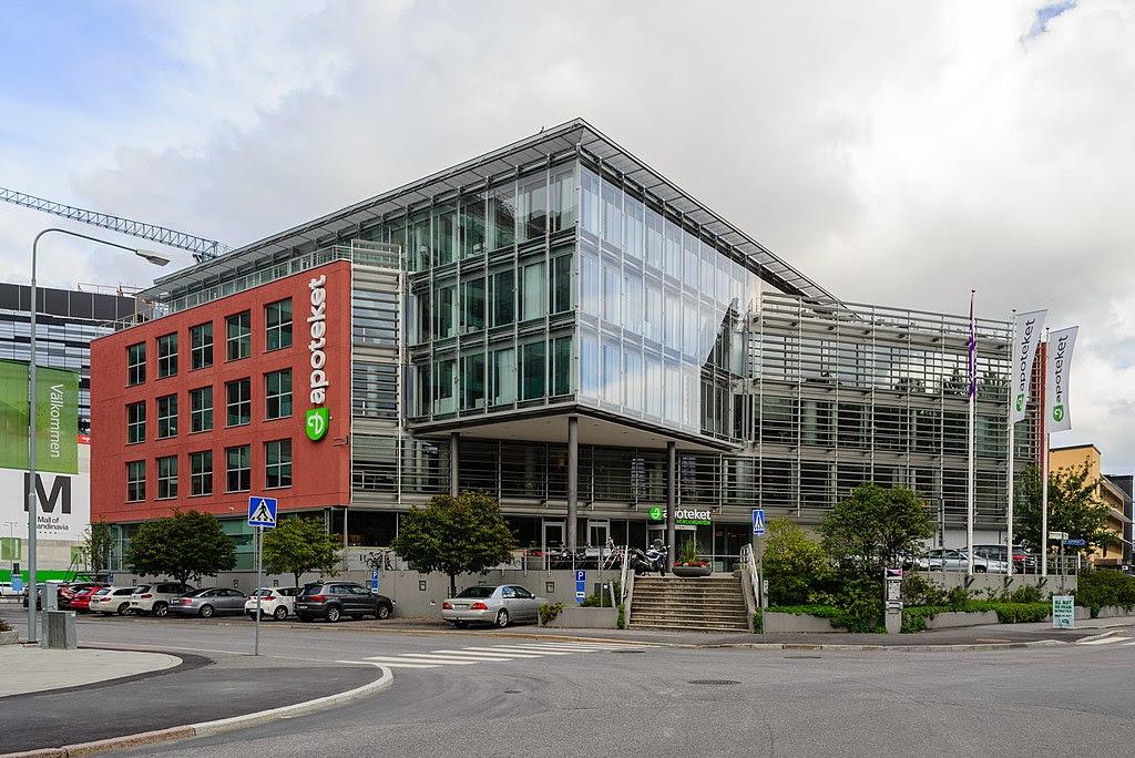 Apotekets huvudkontor September 2014 01.jpg
