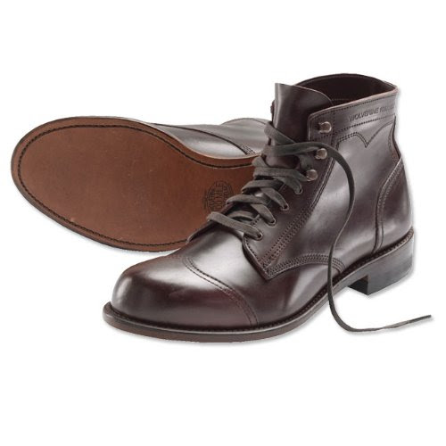 Shell Cordovan 1,000 Mile Boots
