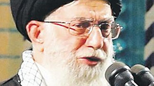 Iran's supreme leader remains focused on establishing the country as a nuclear player.
