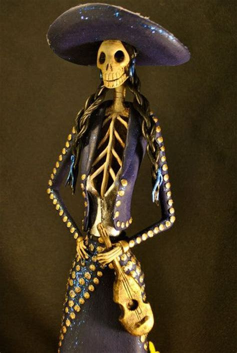 Charra by Emilio   Day of the Dead   Pinterest   Products