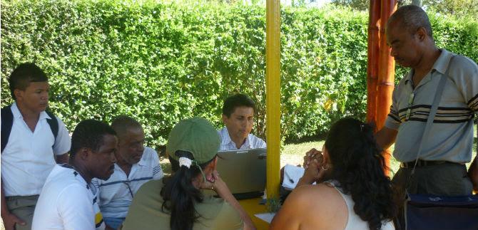 Se inician mesas de trabajo para Alcaldía en tu Barrio en la comuna 13