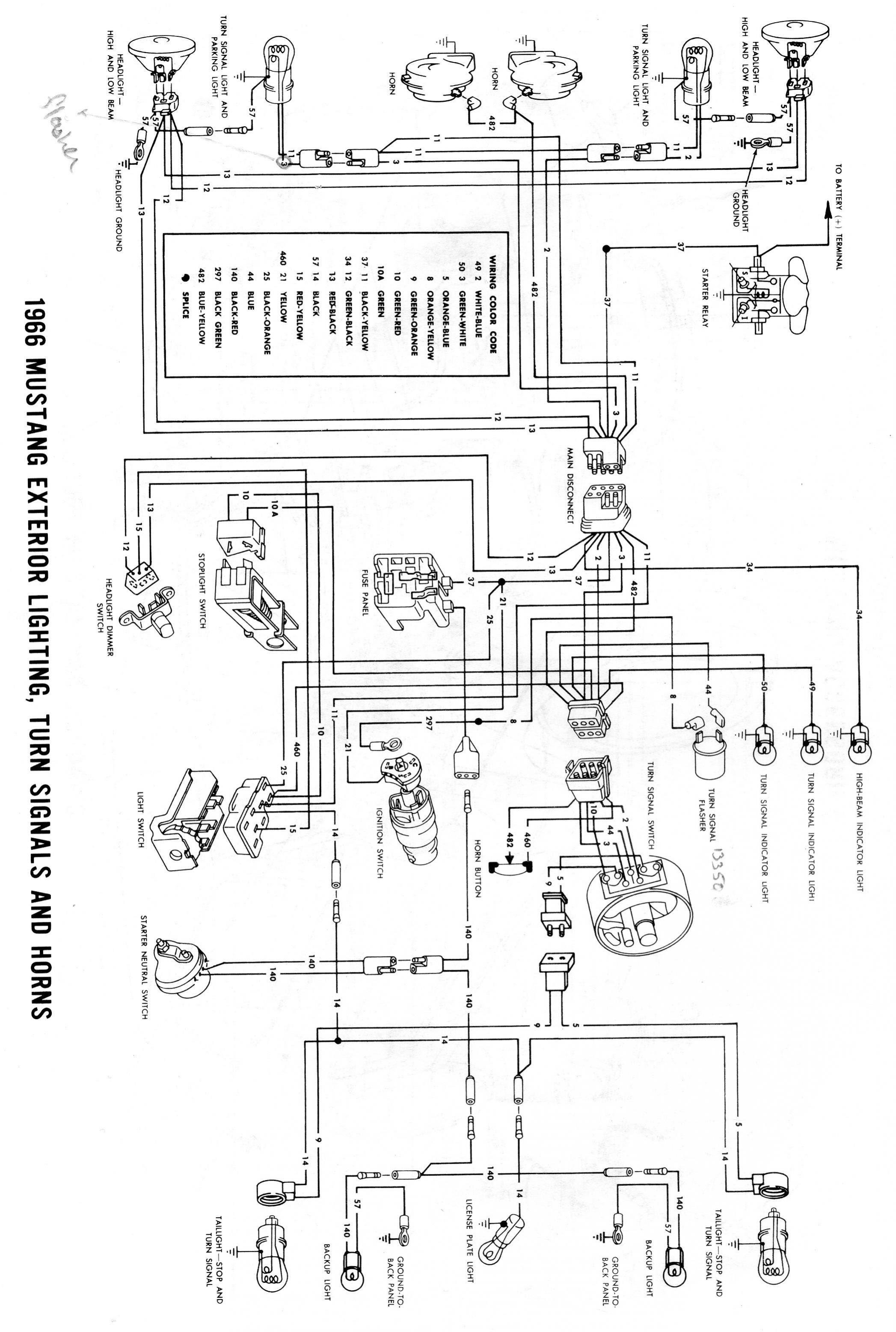 70 Mustang Horn Wiring Diagram Wiring Diagram Academic Academic Lastanzadeltempo It
