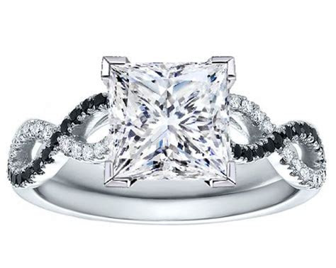 1000  ideas about Infinity Ring Engagement on Pinterest
