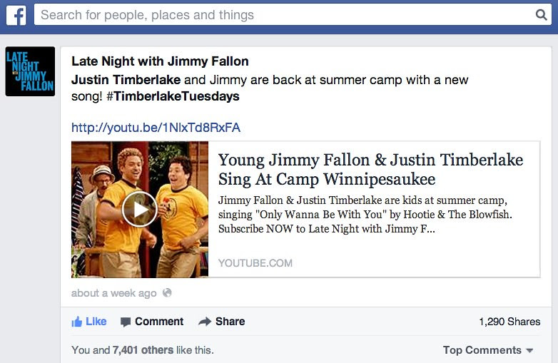 Justin Timberlake and Jimmy are back at summer... - Late Night with Jimmy Fallon