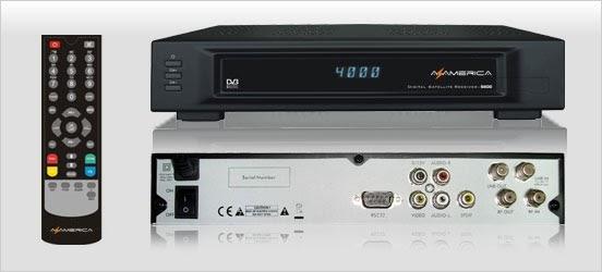 AZ-AMERICA S800 - ARQUIVOS DE ATUALIZAÇÃO