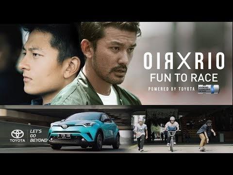 #CHRHybrid Rio X Rio Episode 1: Fun To Race