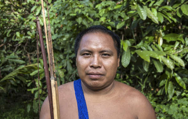 Los indígenas waiãpis se oponen a la decisión del presidente brasileño de abolir una reserva amazónica.