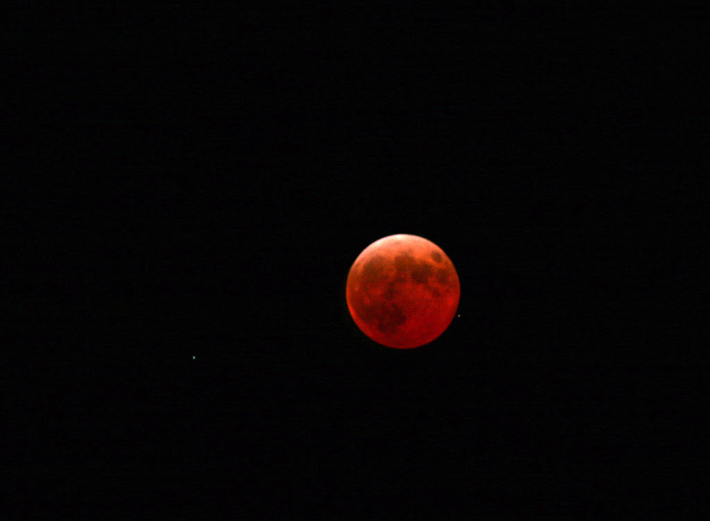 Lunar Eclipse at 00:06