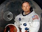 NASA's official Apollo 11 portrait of Neil Armstrong